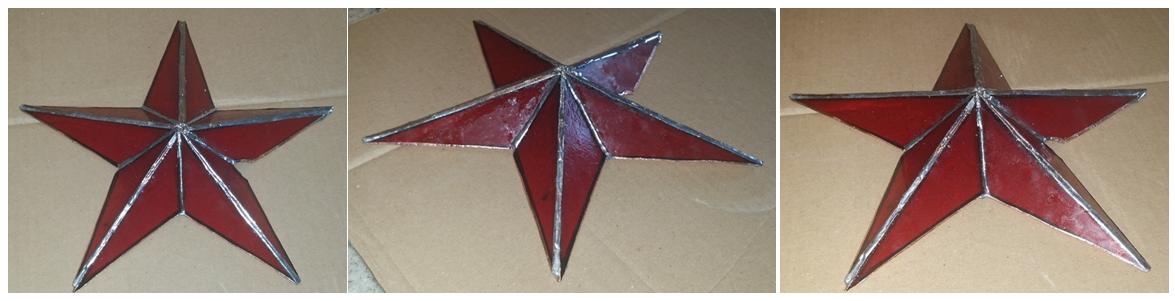gwiazda lutowanie