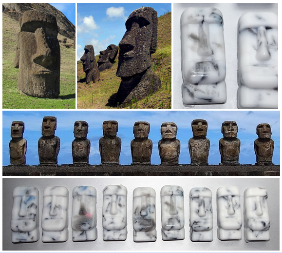 Mydła z Rapa Nui