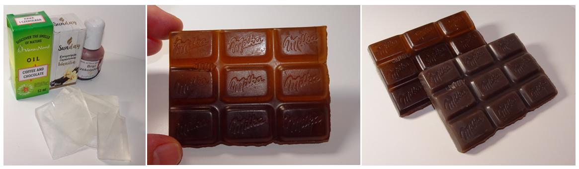czekolada nieudana